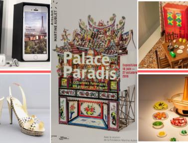 Palace Paradis | L'art du papier en Chine au Quai Branly